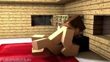 Minecraft porno – Sexo 3D xxx