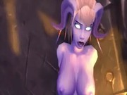 World of warcraft hentai video