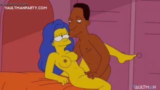 Marge es follada por Carl