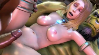 3D Warcraft hentai Compilation