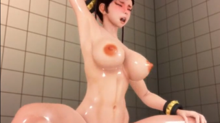 Hentai 3d clip big boobs