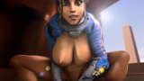 Ana Sfm Compilation 3D Overwatch