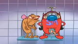 Ren y stimpy – Orgia player Sub Español