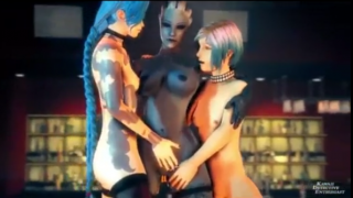 lol hentai,Mass effect and Life is Strange